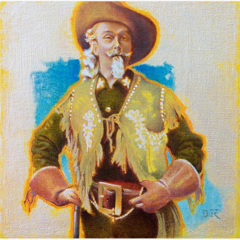 My Restless Spirit II (portrait of Buffalo Bill)