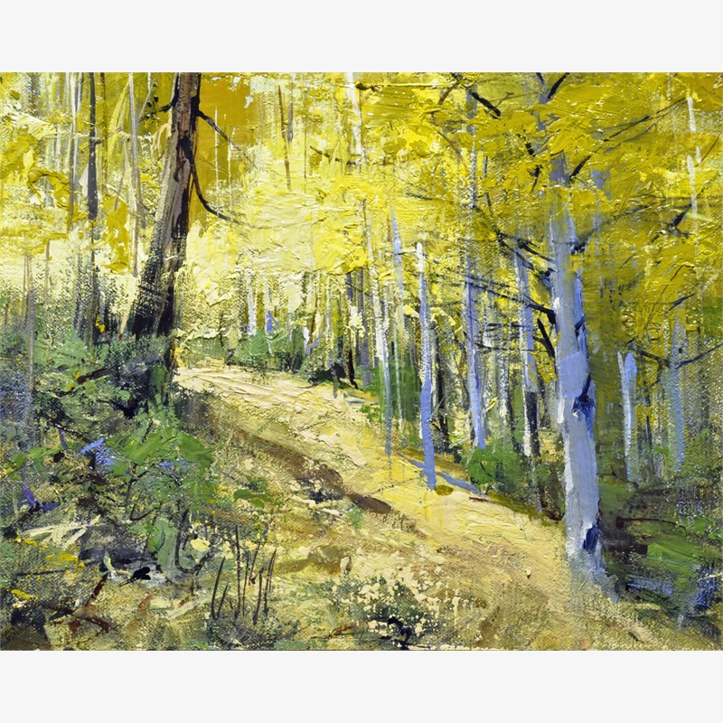 Yellow Woods III