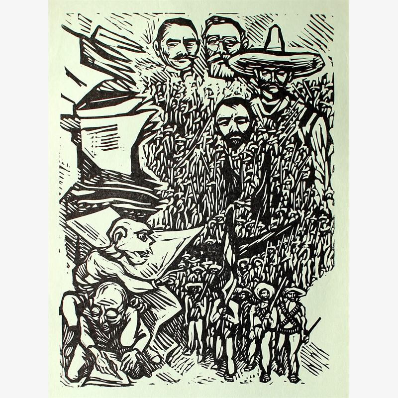 La Prensa y la Revolución Mexicana, 1960