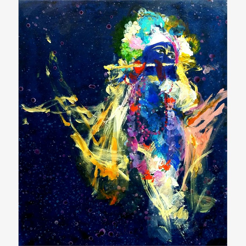 Krishna in the Cosmos, 2017
