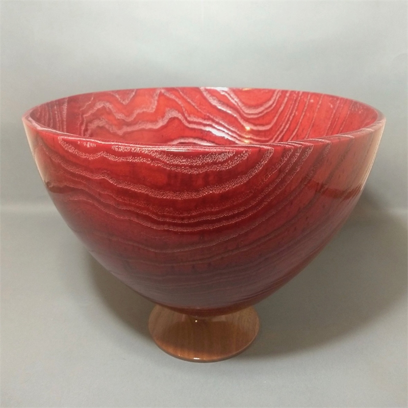 Red Tinted Chinaberry Bowl, 2019