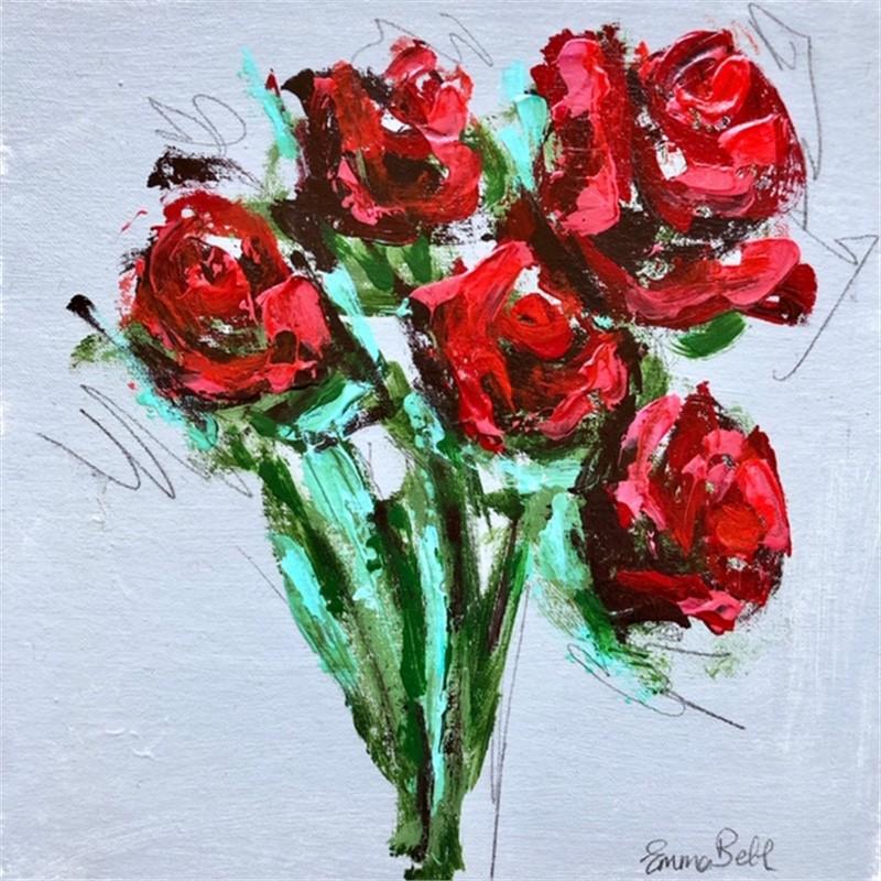 Valentine Roses #2, 2019