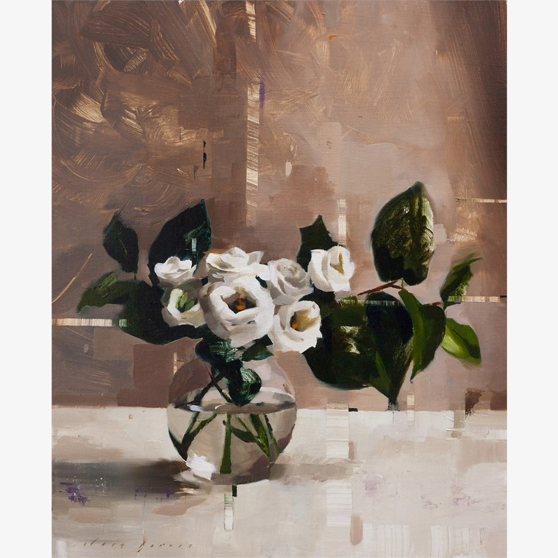 Lisianthus and Shade, 2018