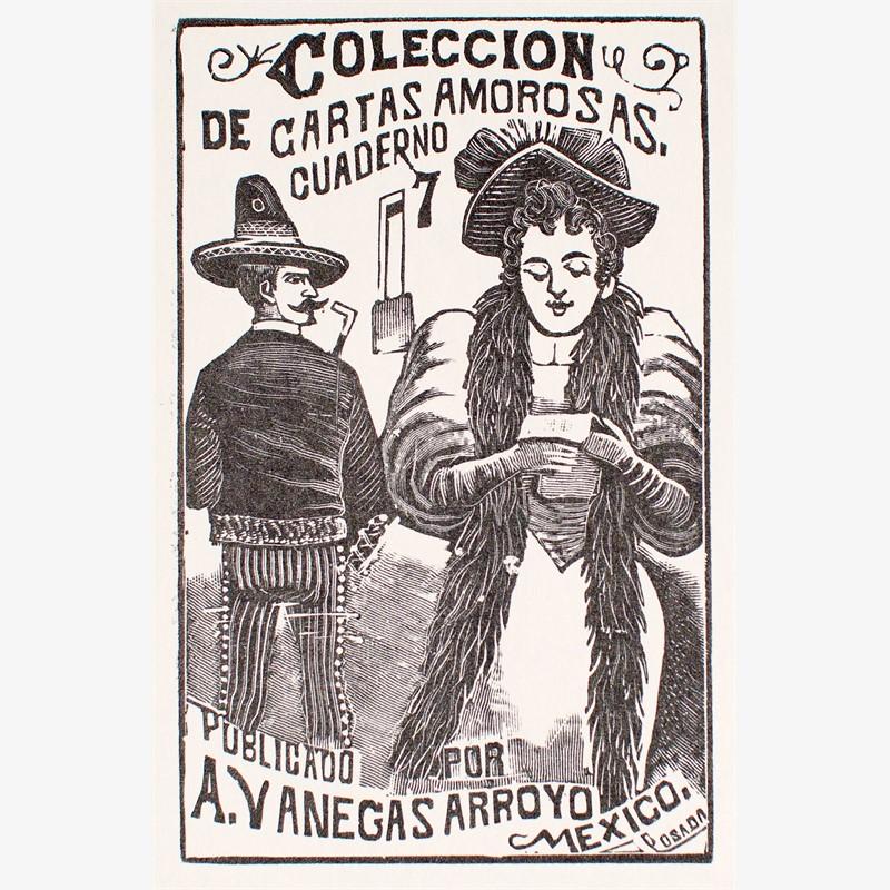 Coleccion de Cuartas Amorosas Cuaderno 7, ca. 1880-1910