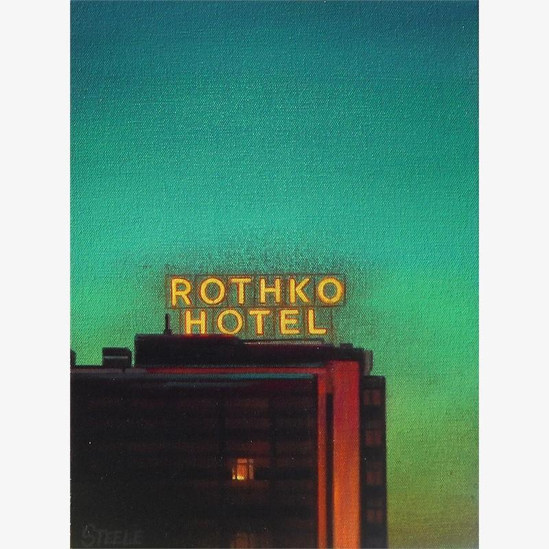 Rothko Hotel, 2018