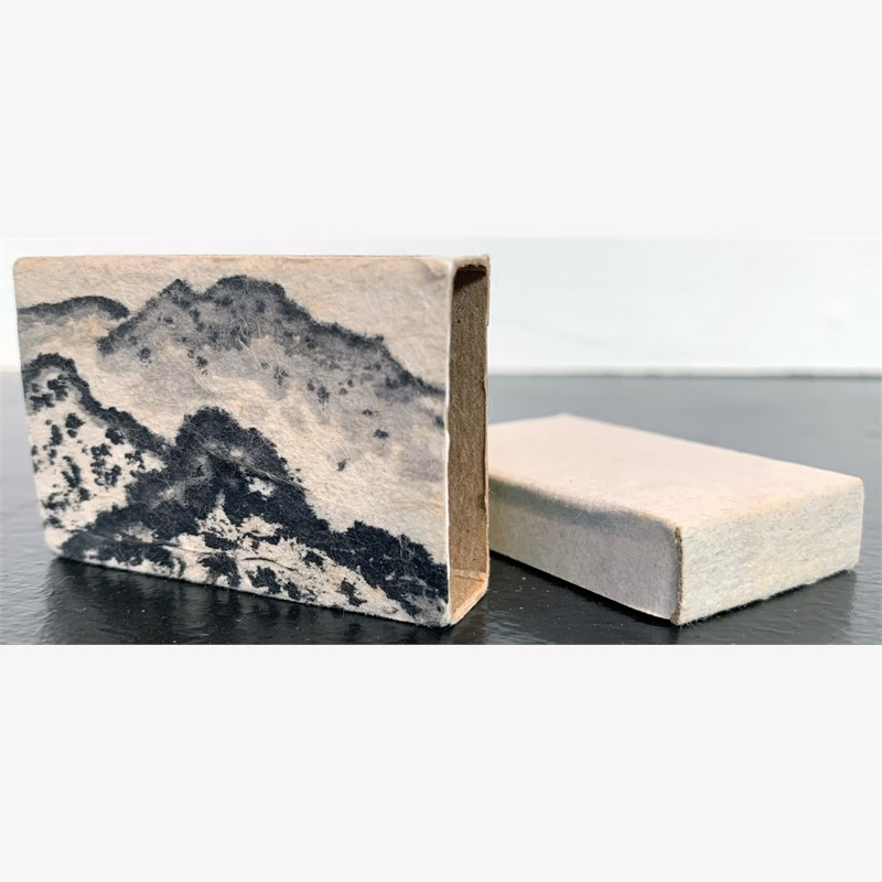Mountain Visions matchbox 9, 2010