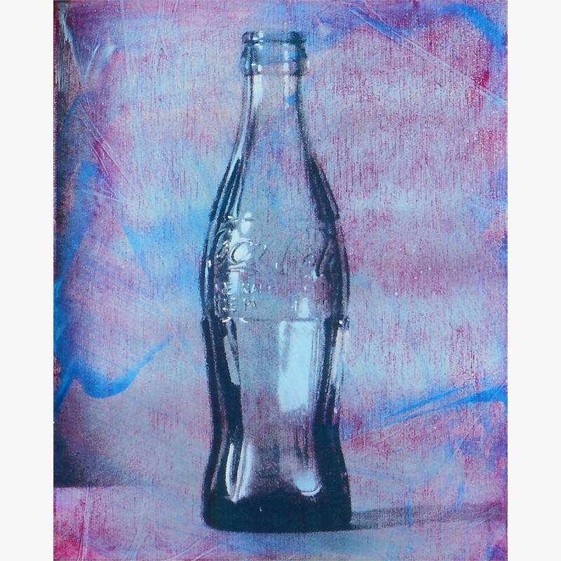 Coca Cola (Swirls)