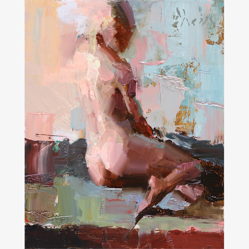 Nude Study 1 by Jacob Dhein