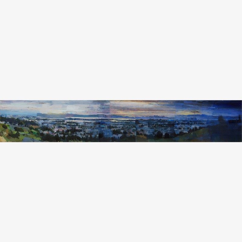 Inner Sunset Panorama