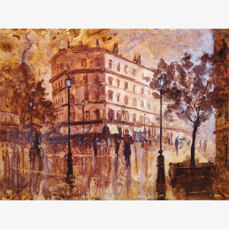 Sepia Tone, Paris IV