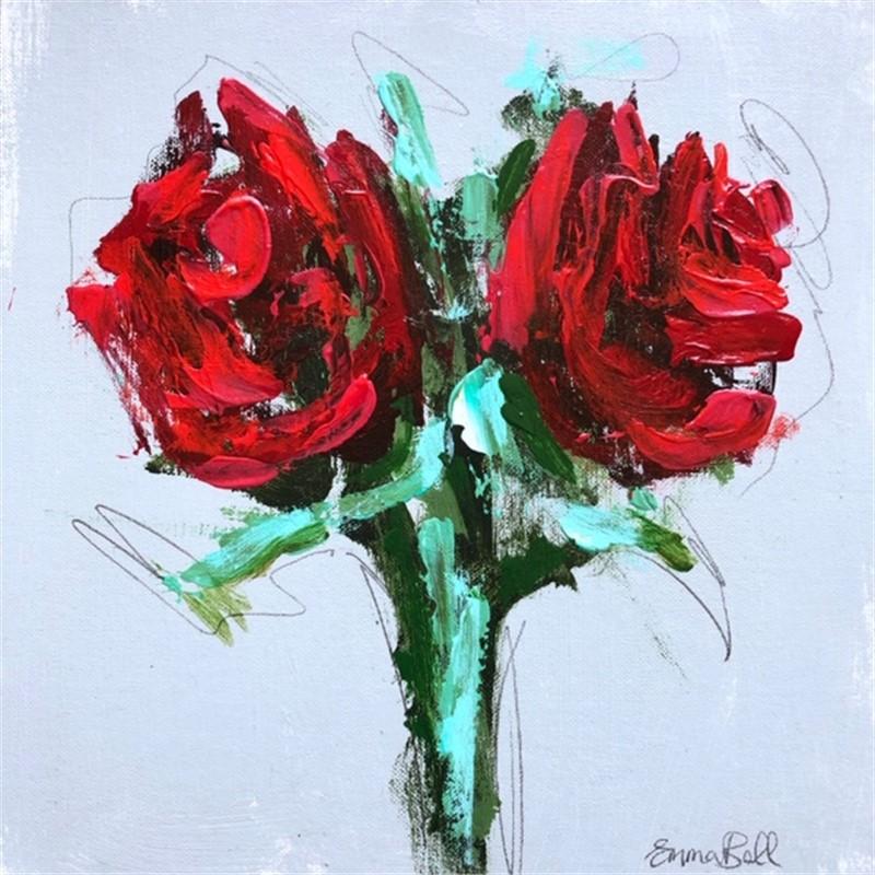 Valentine Roses #3, 2019