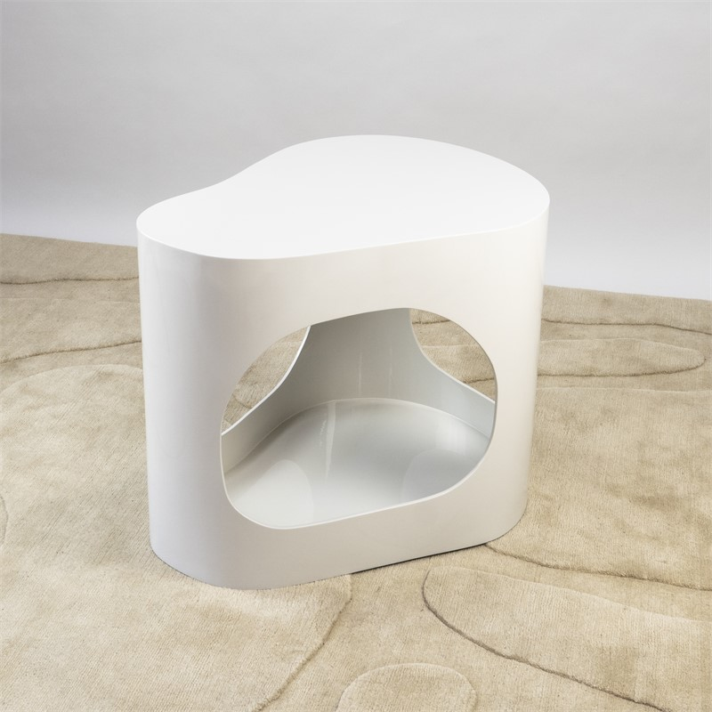 """Cloud"" Side table  , 2015"