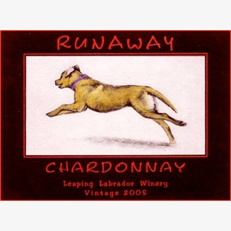 Runaway Chardonnay (9/100)