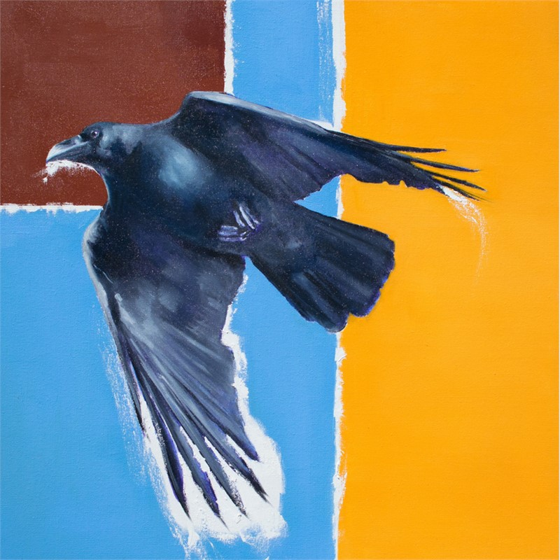 Crow Series:  In Flight, 2018