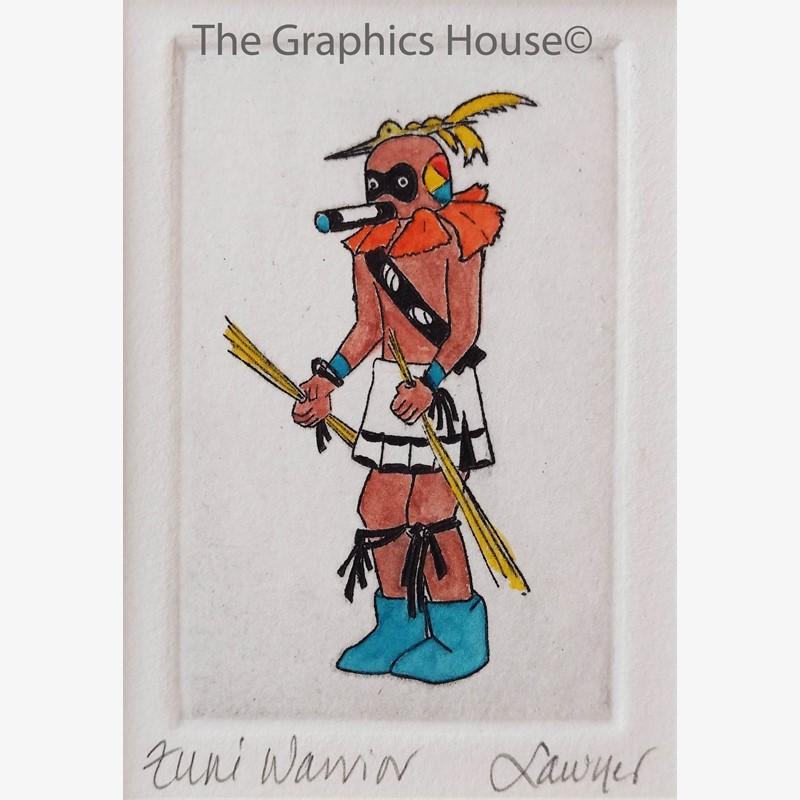 Zuni Warrior Katchina_UF