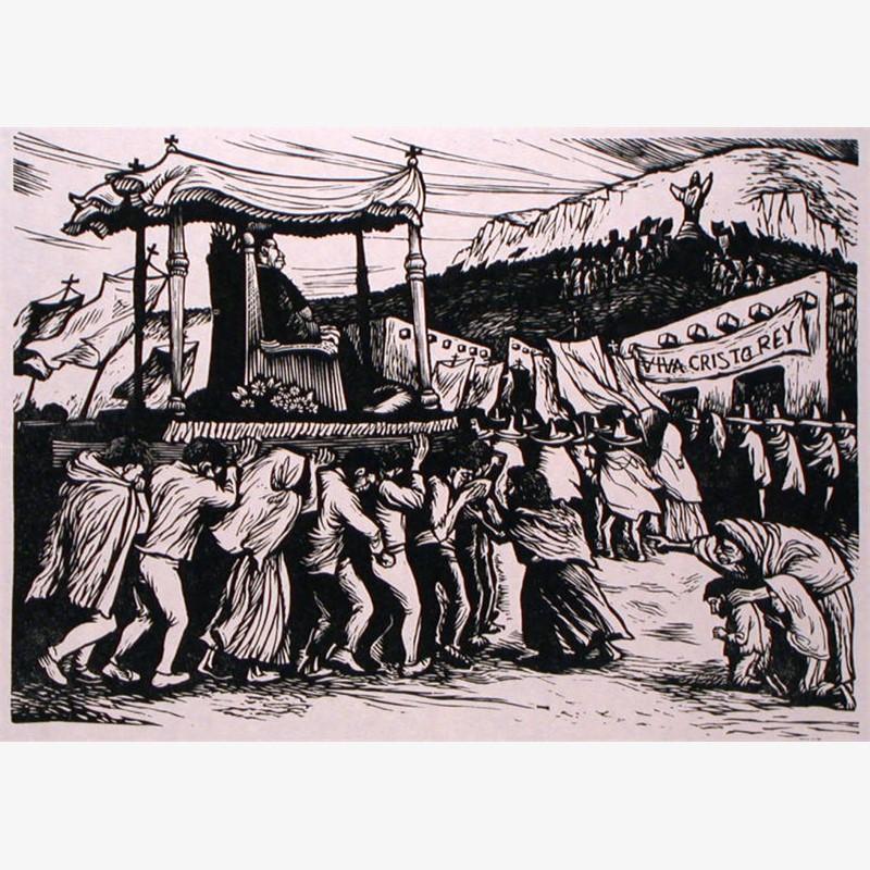 El cerro del cubilete: comienzo de la agitación Cristera 11 de enero de 1923, 1960