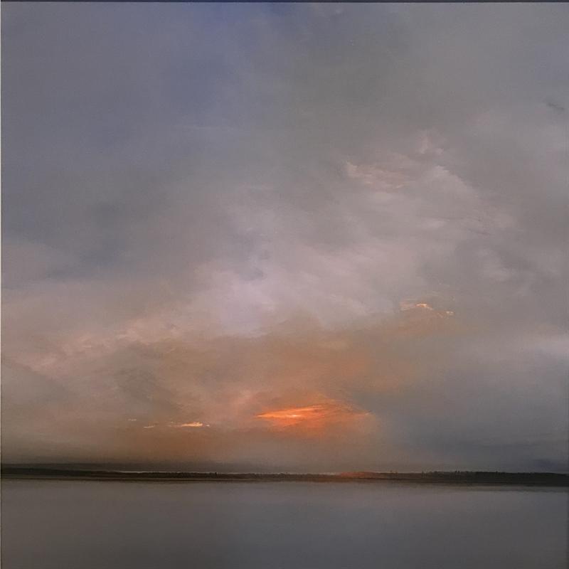 Purple Sunset  by Scott Steele