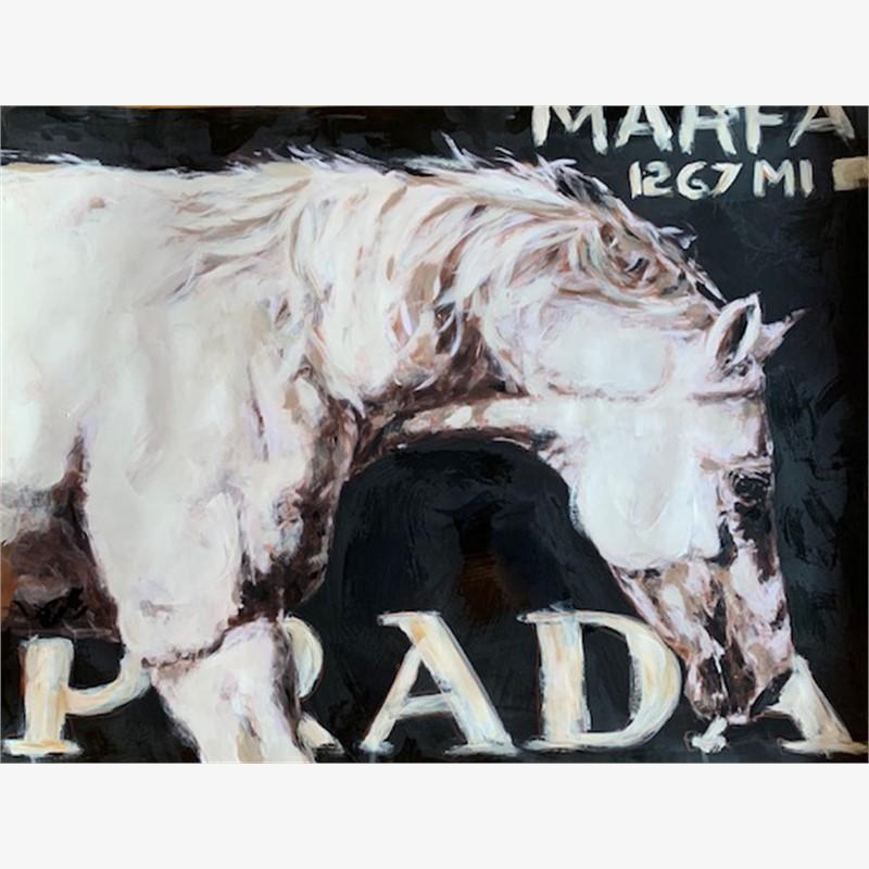 White Horse Prada 1, 2019