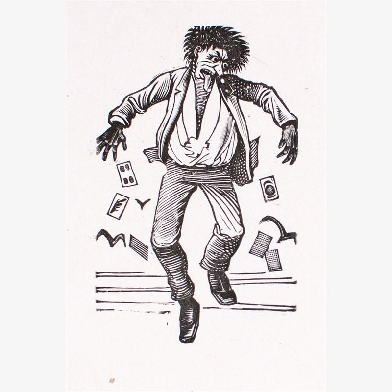 El Jugador, ca. 1880-1910