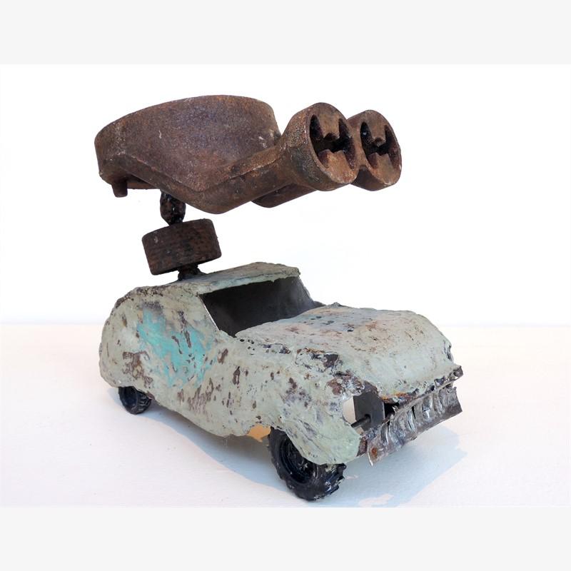 Nichos Series 27: Carro