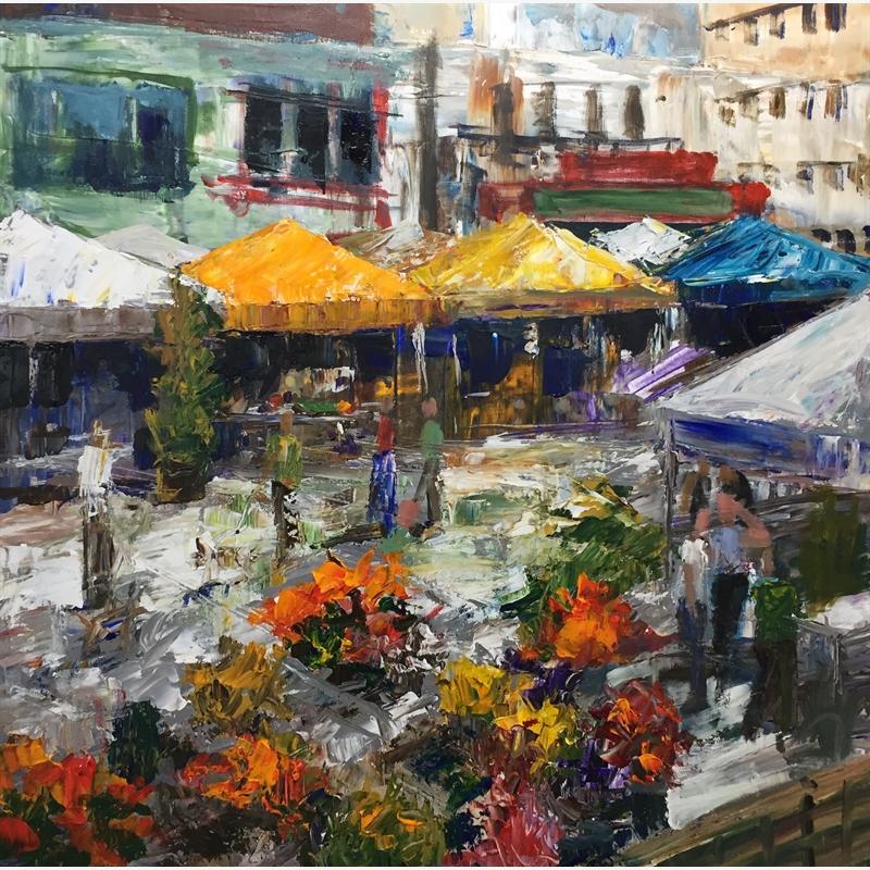 Farmers Market on North Park Square