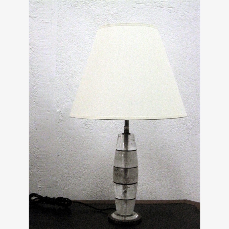 """Colonne"" small model Table lamp by Sylvain Subervie"