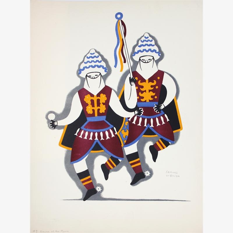 Dance of the Moors, ca. 1930-37