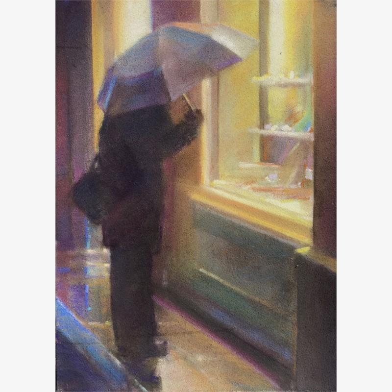 Paris la Parapluie