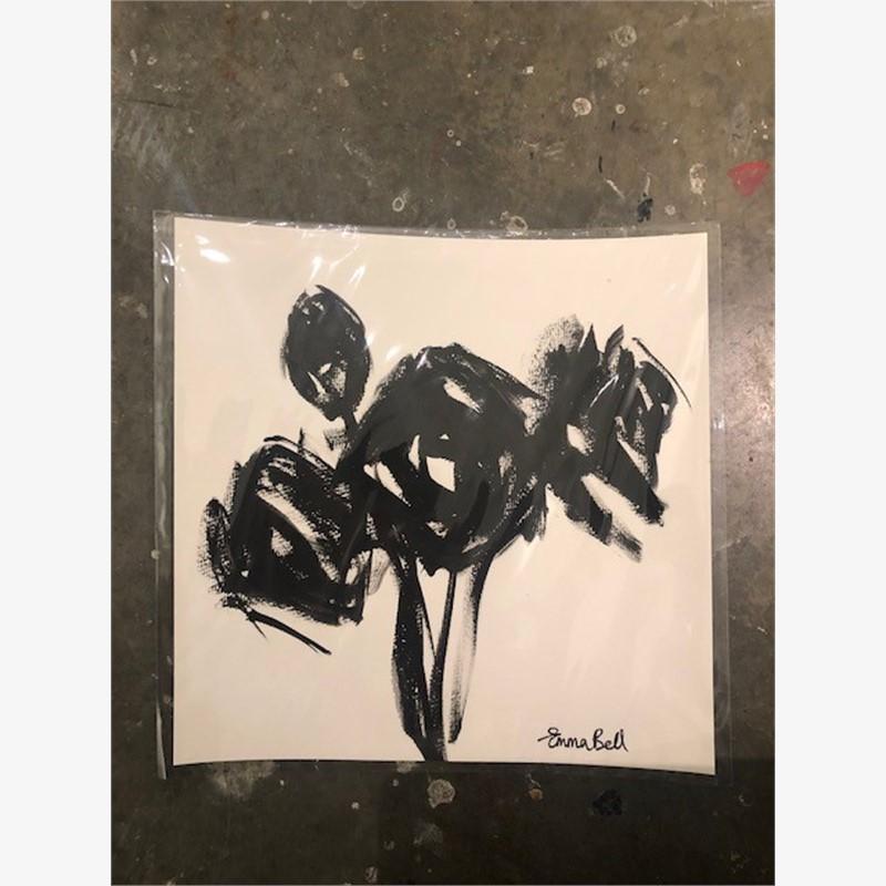 Black & White Four Roses, 2018