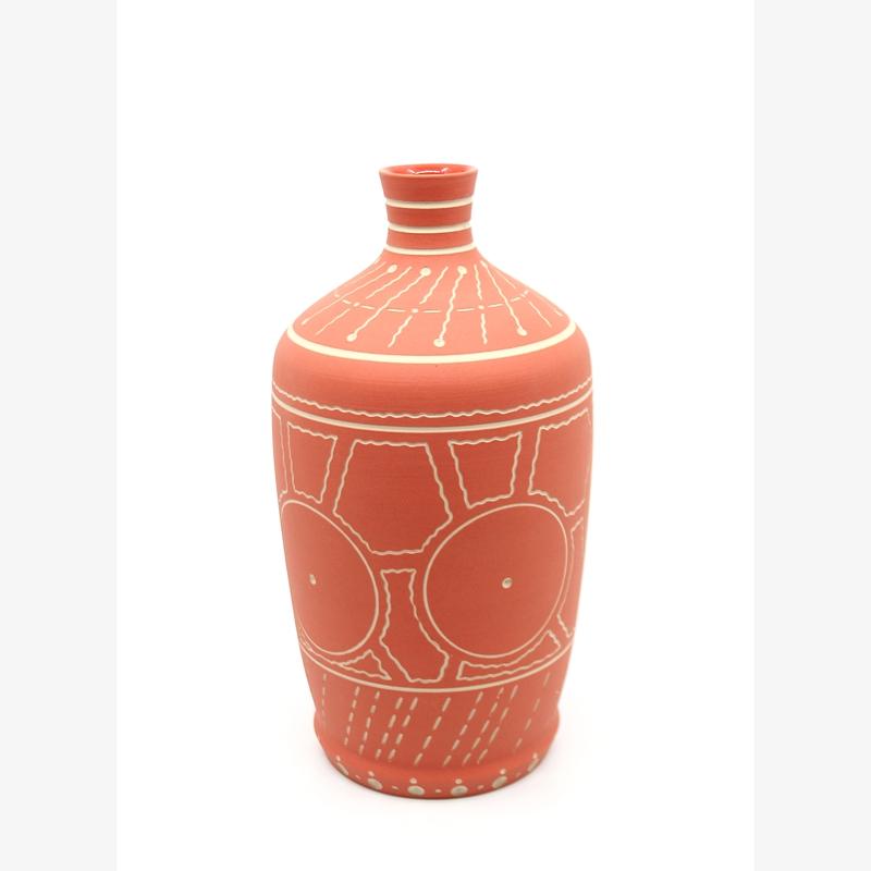 Vase (Small/Peach), 2019