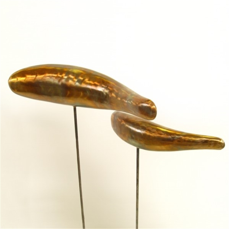 Schooling Fish - Large Bronze