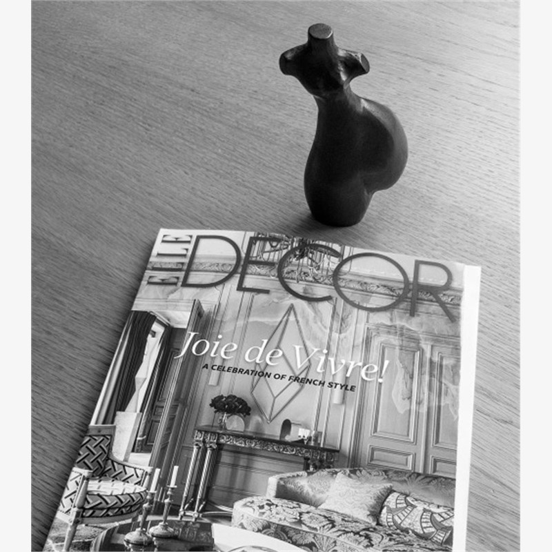 ELLE, DECOR,  September 2017 - Jacques Jarrige