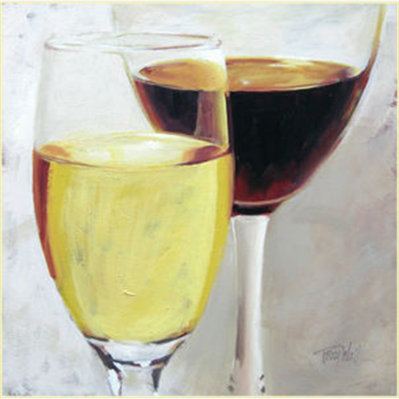Pinot Grigio and Cab