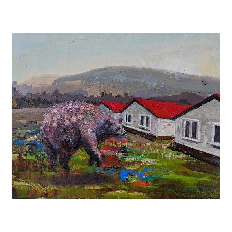 Bear Camp by Caitlin Hurd