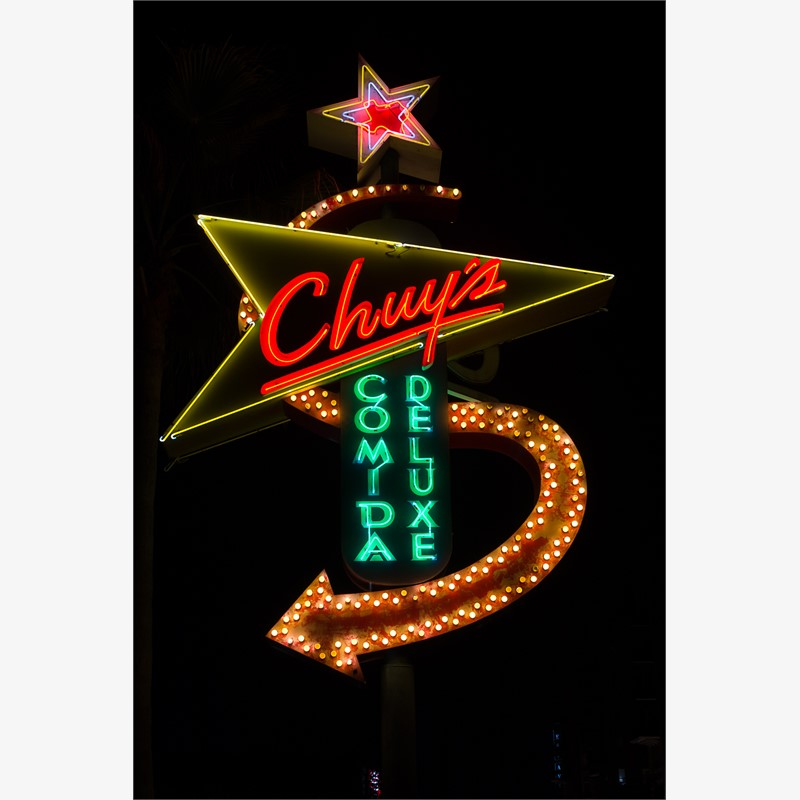 Chuy's (1/9), 2014