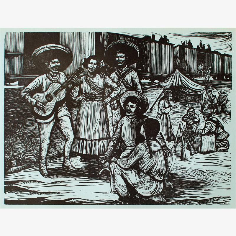 Vivac de Revolucionarios, 1960