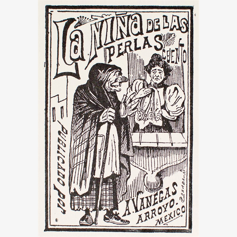 La Niña de las Perlas, ca. 1880-1910
