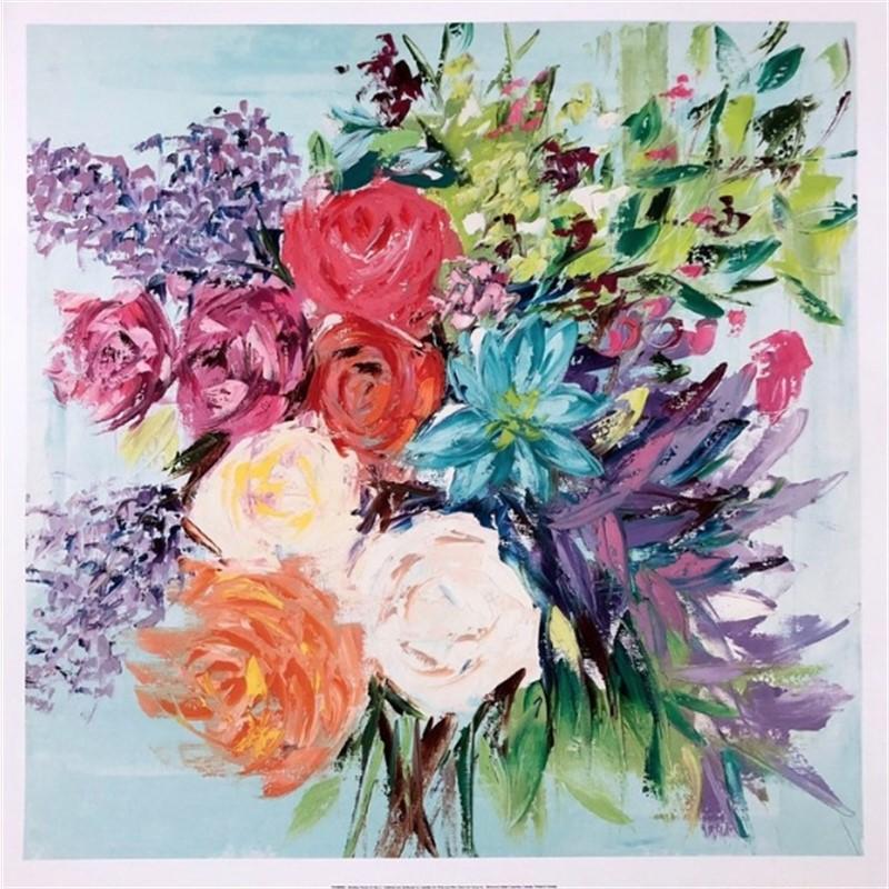 Wedding Flowers Print 2, 2019