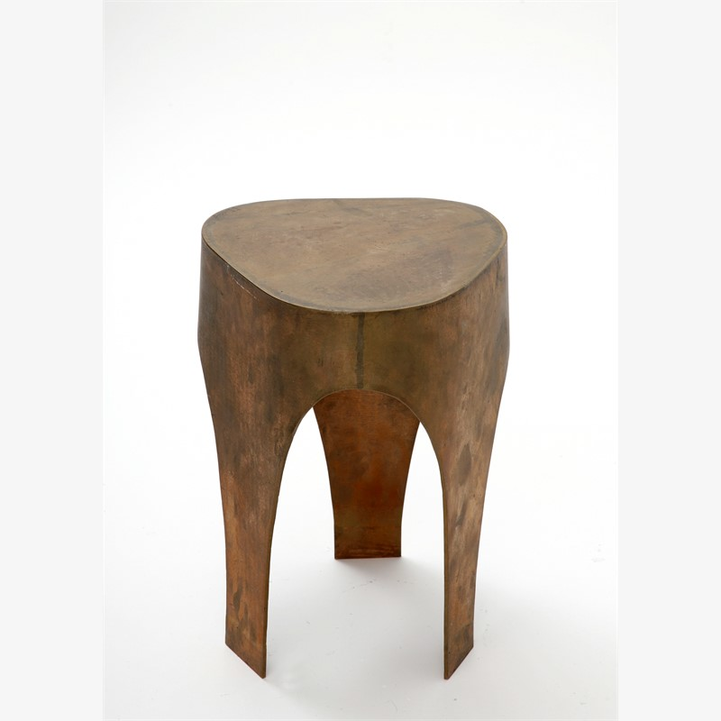 """Odalisque"" Bronze stool , 2019"