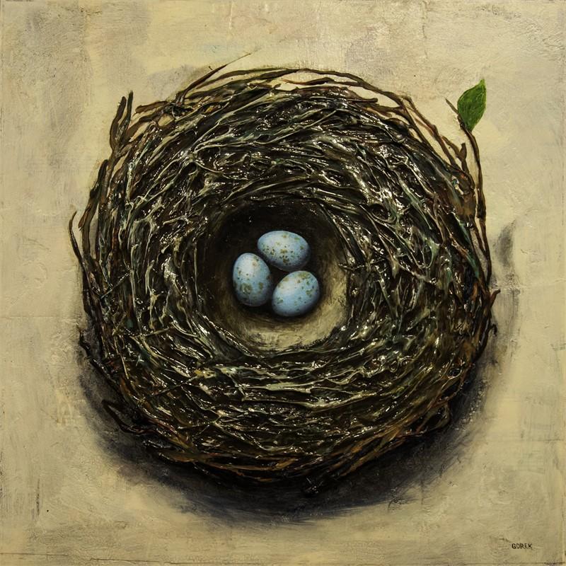 Bird's Nest 3, 2018