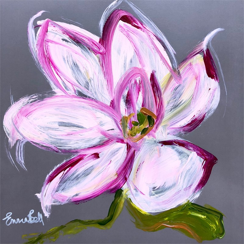 Pink Magnolia I, 2018