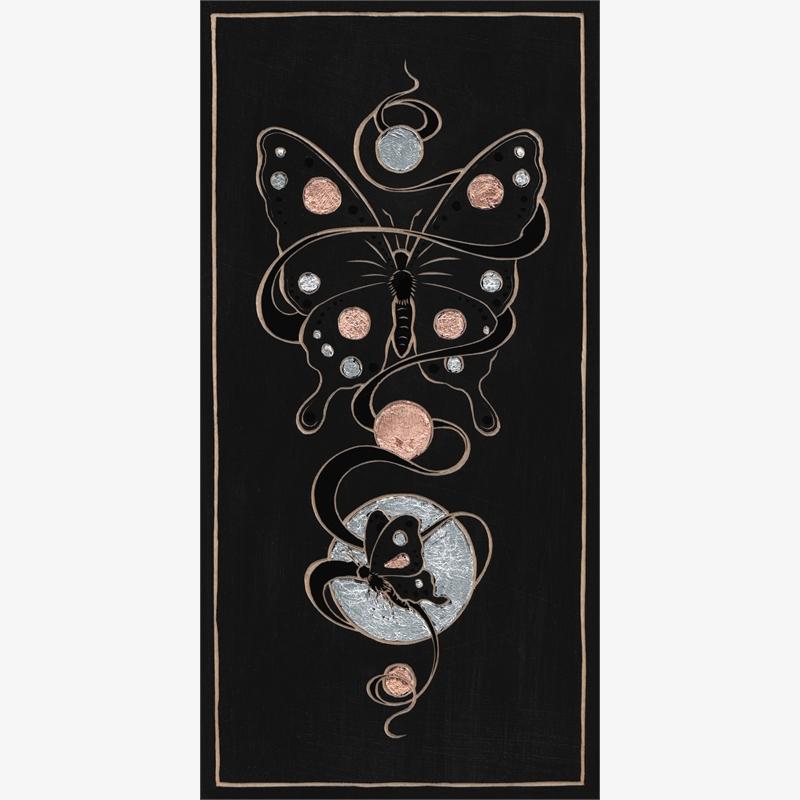 Butterfly Moon, 2019