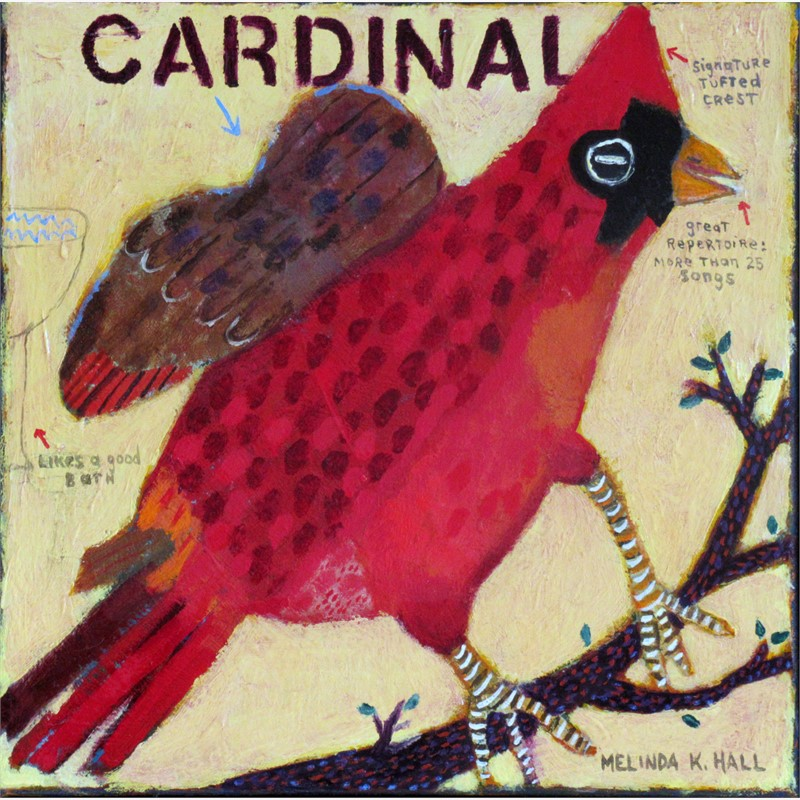 Cardinal, What a Repertoire