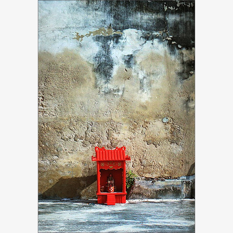 Little Red Shrine, 2007