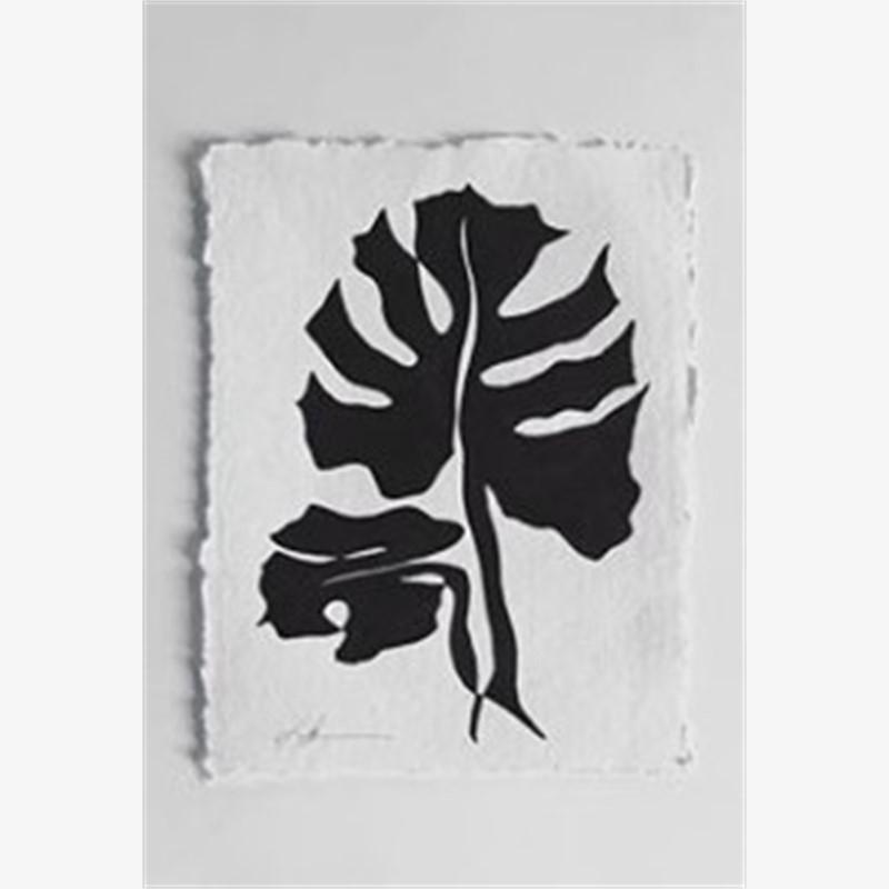 Flourish Series Continuous Line Botanicals 3, 2018