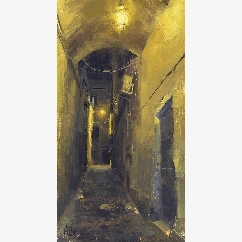 Roman Alleyway