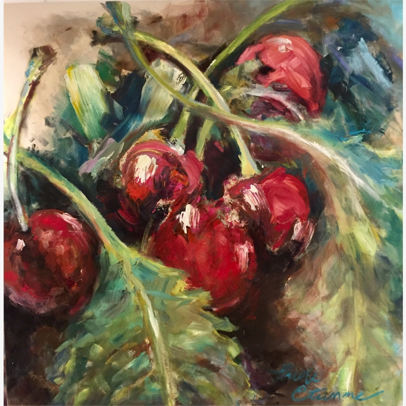 Cherry Love, 2016