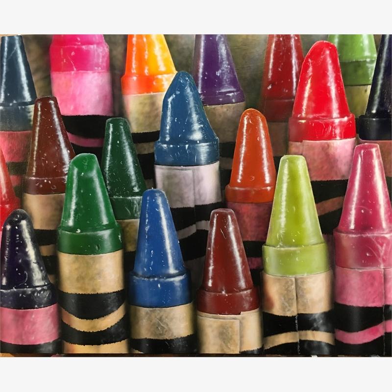 19 Crayons, 2016