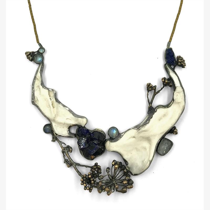 Mandibula Necklace, 2019