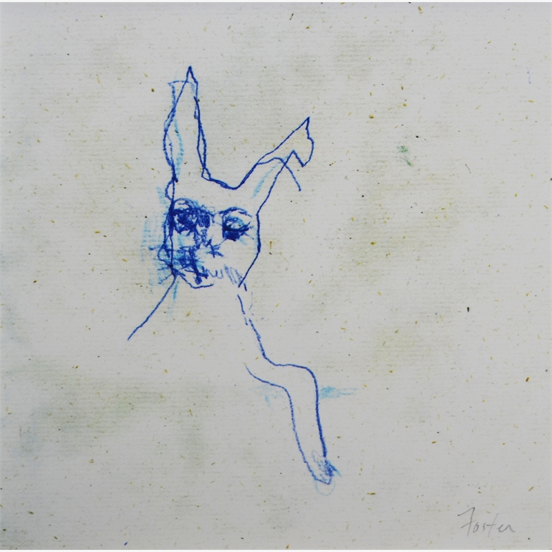 Blue Rabbit, 2014